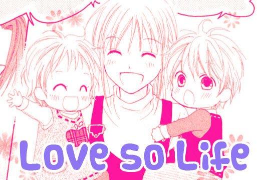 Love So Life Shoujo Manga