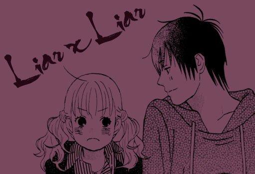 Liar x Liar screenshot from manga