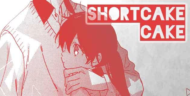 Shortcake Cake Manga by Su Morishita