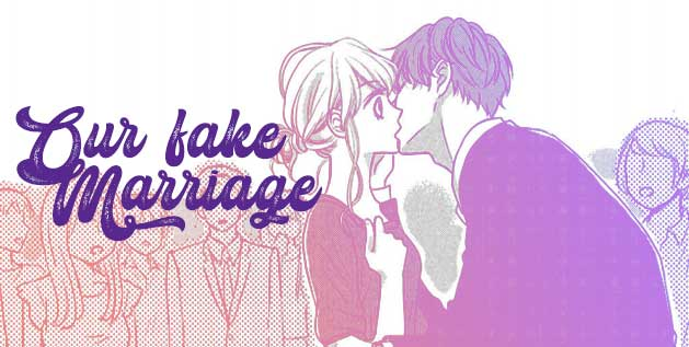 Fake Marriage Manga screenshot