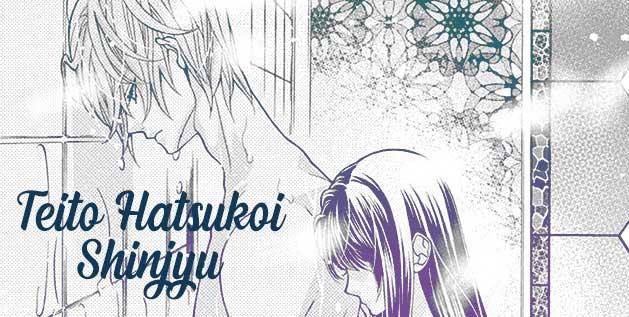 Teito Hatsukoi Shinjyu Manga