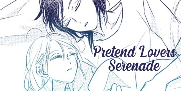 Image from Pretend Lovers Serenade Manga