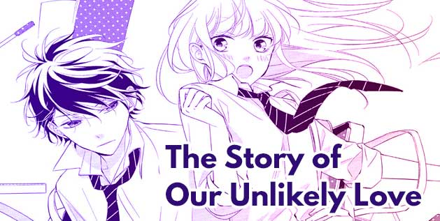 Story of Our Unlikely Love by Mizuki Sora Manga