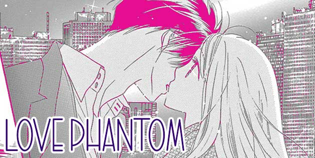 Love Phantom Shoujo Manga