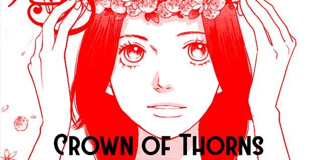 Crown of Thorns Manga by Kamio