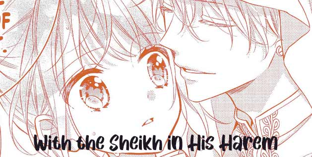 Sheik in his Harem by MIasa Rin