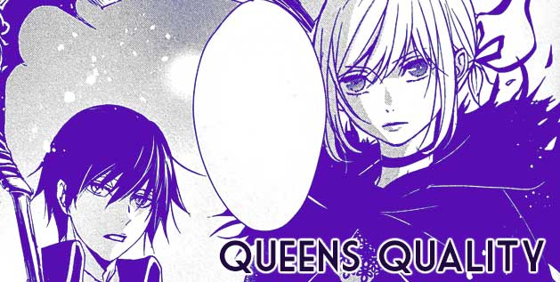 Queens Quality Manga Scene