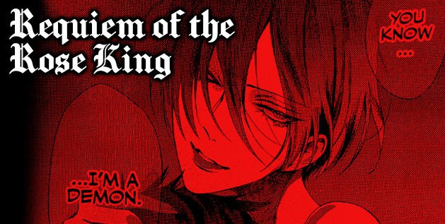 Requiem of the Rose King Manga by Aya Kanno